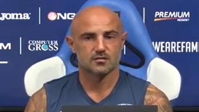Juventus: Maccarone ha affermato che Vlahovic sarebbe un'ottima punta