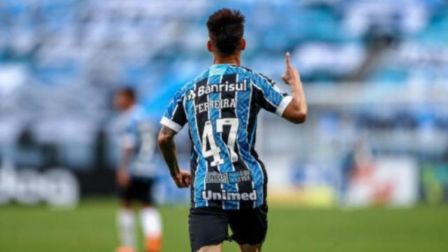 Grêmio tem jovens monitorados por equipes europeias
