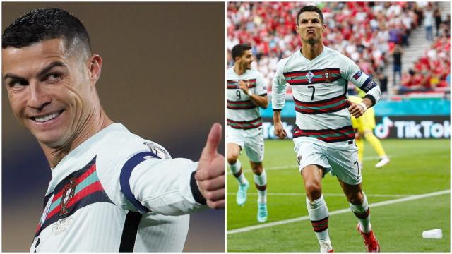 Cristiano Ronaldo fait vibrer les amateurs de foot avec son but surprenant