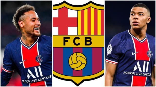 Le PSG se moque du Barça dans une vidéo avec Neymar