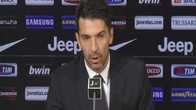 Juventus, Buffon: 'Allegri tecnico ideale per tornare a vincere'