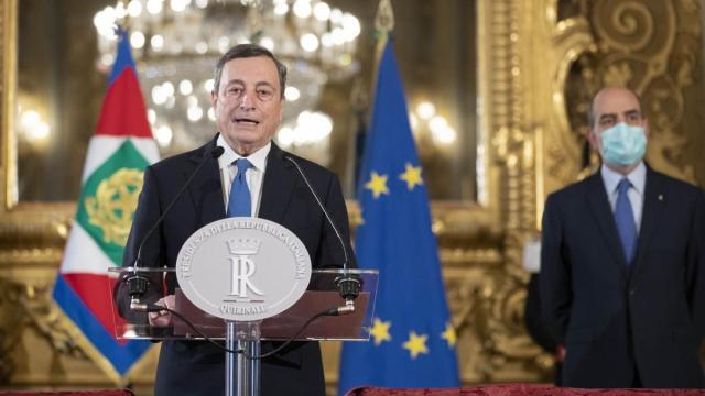 Sondaggio Youtrend: gli elettori del Pd preferiscono Draghi a Letta, Renzi dietro Meloni