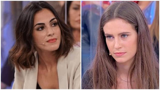 U&D, Vanessa lancia una frecciatina ad Eugenia: 'Non sono competitiva come lei'