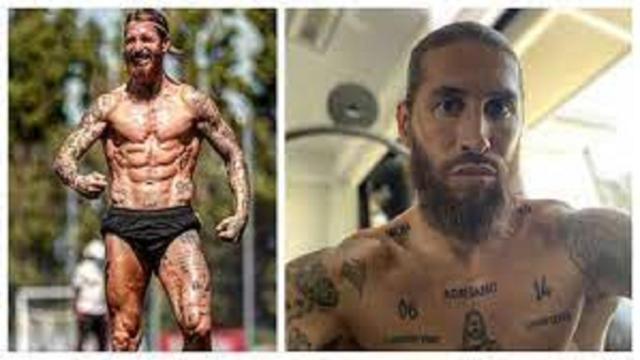 Sergio Ramos et les significations de ses nombreux tatouages