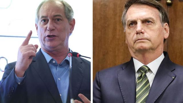 'Satanás', dispara Ciro Gomes sobre Jair Bolsonaro