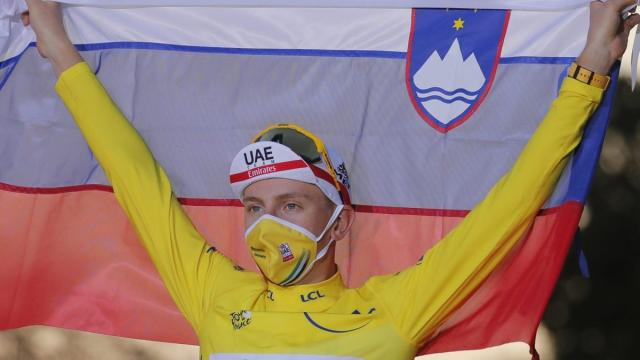 Tour de France, sarà un derby sloveno tra Pogacar e Roglic secondo i bookmakers