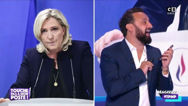 Cyril Hanouna 'prêt' à recevoir Marine Le Pen à la rentrée, il s'explique