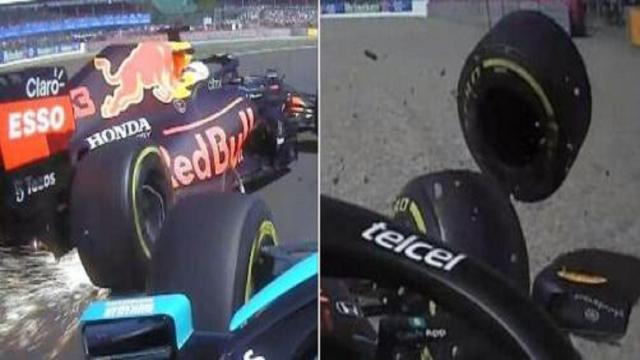 GP Inghilterra F1, Verstappen: 'Hamilton mi ha mancato di rispetto'