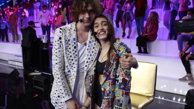Giulia nel videoclip di Sangio, sua la coreografia per Malibu