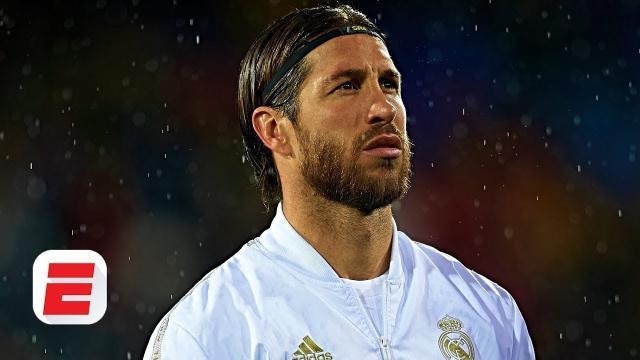 Sergio Ramos fait le buzz à cause de ses protège-tibias très originaux