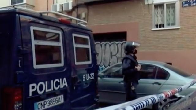 Detenido un hombre en Carabanchel tras secuestrar y amordazar a una menor