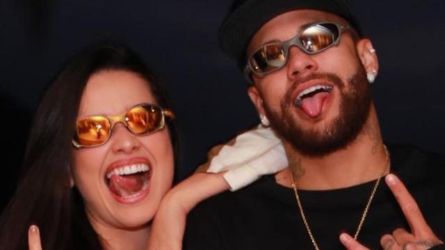 Juliette se encontra com Neymar Jr. e celebridades comentam na web