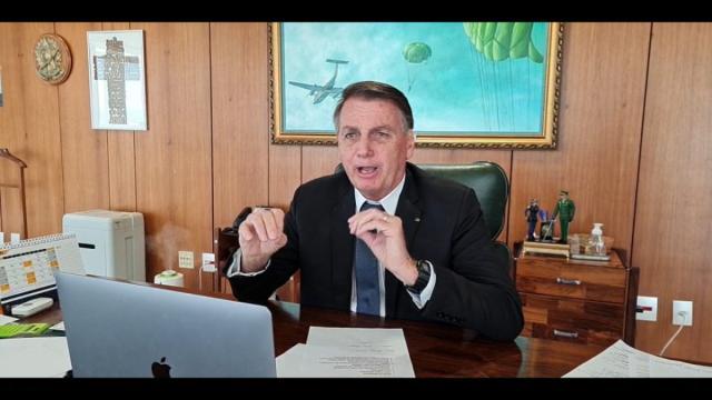 Bolsonaro pede investigação contra o Butantan por causa do preço das vacinas