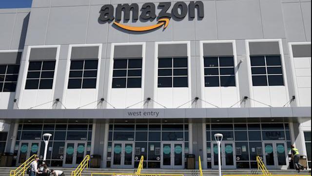 Amazon: nuove posizioni lavorative aperte per magazzinieri