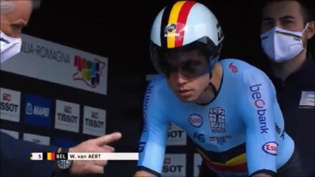 Ciclismo, Olimpiadi: van Aert favorito dai bookmakers per la crono maschile