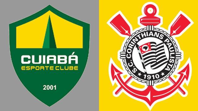 Informações pré-jogo da partida Cuiabá x Corinthians pelo Brasileirão