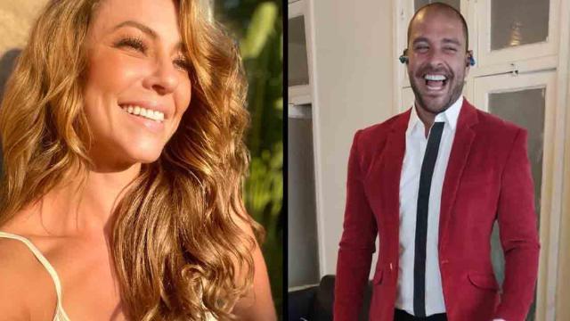 Diogo Nogueira e Paolla Oliveira recebem carinho de colegas ao anunciarem relação
