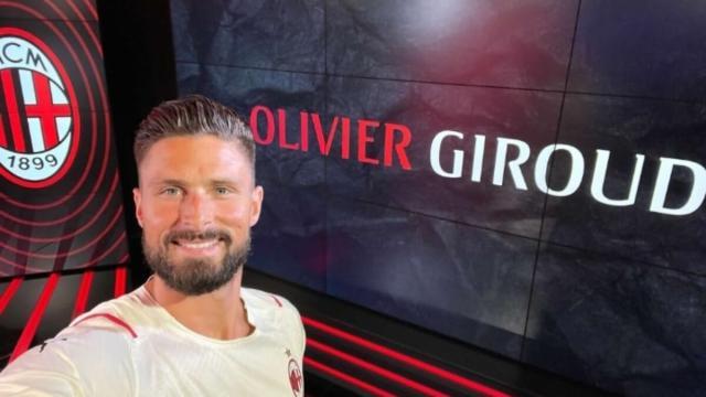Giroud e Maignan, primi allenamenti con il Milan: potrebbero giocare il 31 luglio a Nizza
