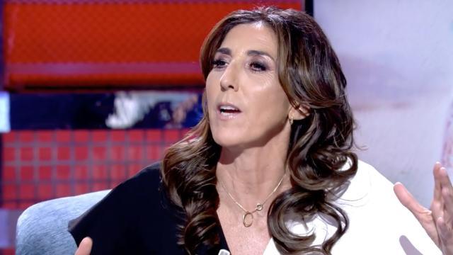 Paz Padilla renueva contrato de larga duración con Telecinco