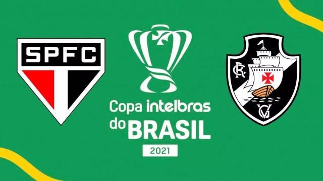 Vasco enfrenta o pressionado São Paulo nesta quarta (28)