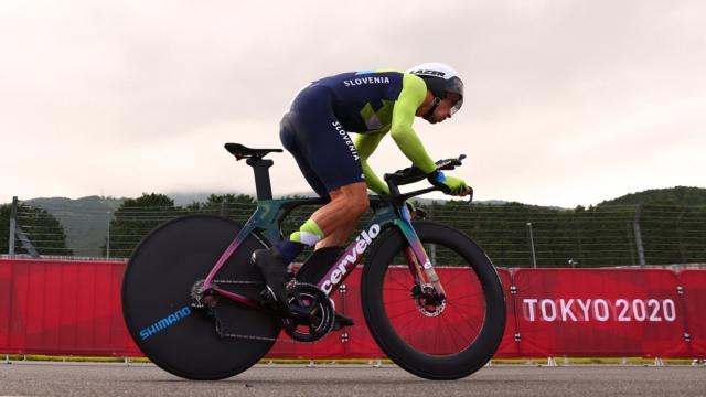 Ciclismo: Roglic nuovo campione olimpico a cronometro, Ganna soltanto quinto
