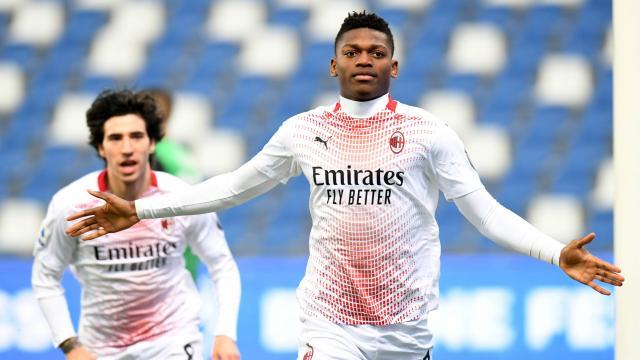 Serie A, cinque record curiosi: Leao ha segnato il goal più veloce di sempre