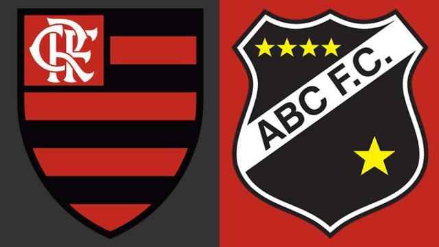 Flamengo x ABC: onde ver ao vivo, desfalques e arbitragem