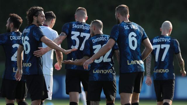 Inter, tennistico 6-0 nel test contro il Crotone: tante buone indicazioni per Inzaghi