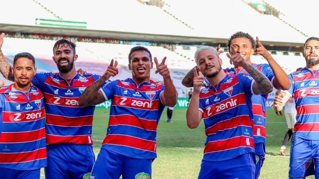 Fortaleza tenta provar a boa fase contra o CRB pela Copa do Brasil
