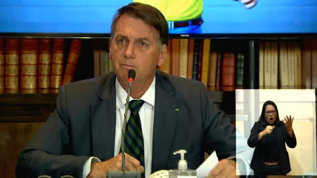 Bolsonaro diz não ter provas de fraudes nas eleições de 2018