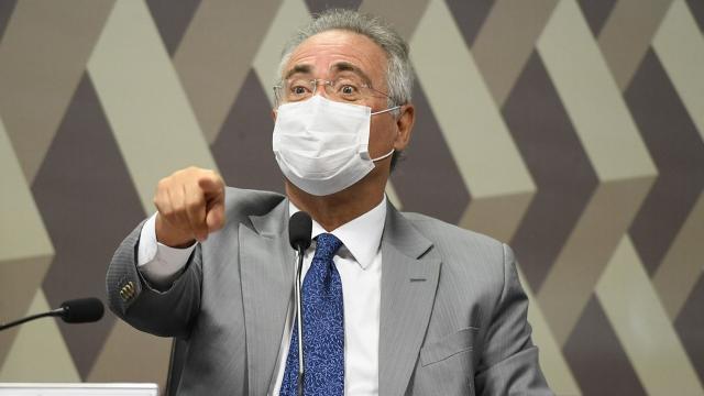 Renan Calheiros diz que Jovem Pan dissemina fake news
