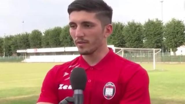 Serie B: il Crotone ufficializza l'arrivo del difensore Visentin