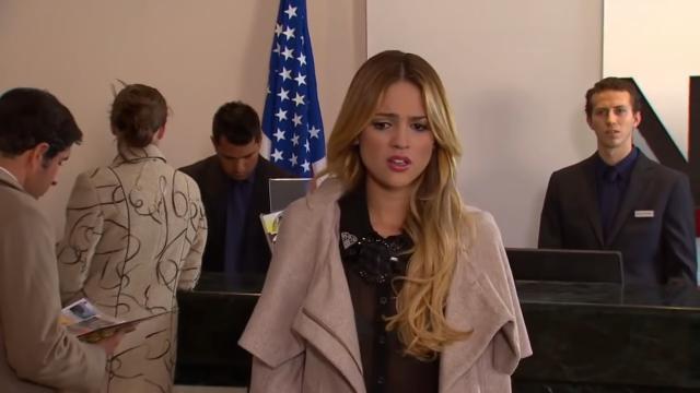 'Amores Verdadeiros': Nikki vai atrás de Gusmão nos EUA, mas fica frustrada