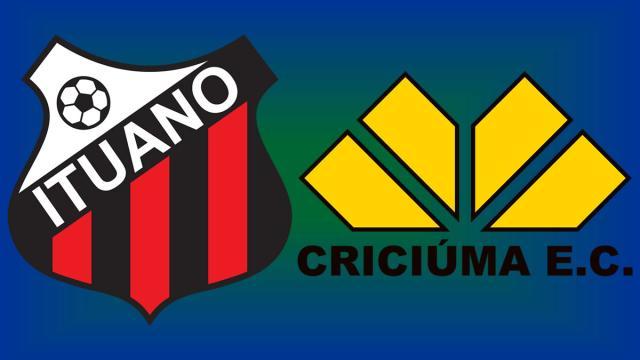 Ituano x Criciúma fecha a 10ª rodada do Campeonato Brasileiro Série C