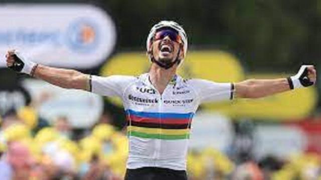 Julian Alaphilippe, un cycliste d'exception