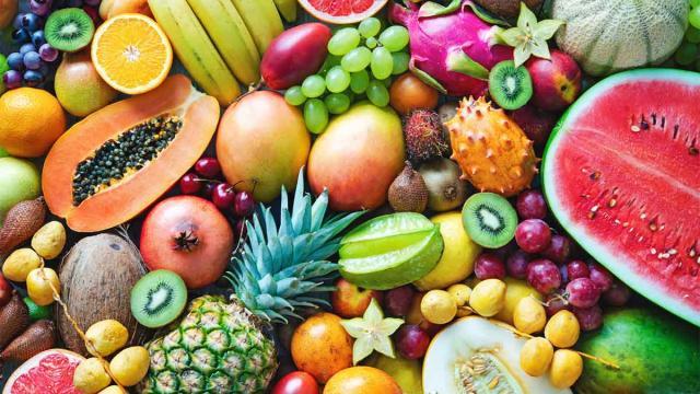 Frutas que ajudam no desenvolvimento das crianças