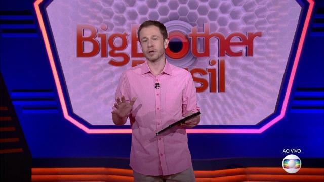 Ex-participantes do 'BBB' comentam saída de Leifert da TV Globo