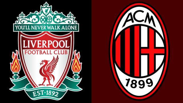 Liverpool e Milan se enfrentam nesta quarta pela Liga dos Campeões
