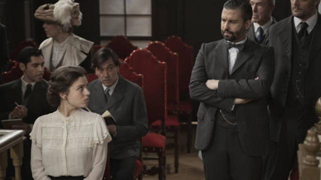 Spoiler Una Vita: Felipe mette in discussione l'innocenza di sua moglie