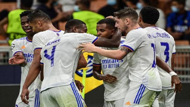 Champions: l'Inter perde contro il Real Madrid alla partita d'esordio