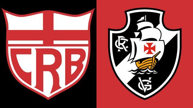 CRB recebe Vasco querendo se manter dentro do G4 da Série B