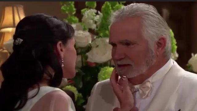 Beautiful, spoiler al 25 settembre: Eric invita Brooke ad insistere con Ridge