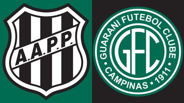 Ponte Preta x Guarani: informações pré-jogo do derby de Campinas