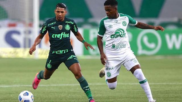 Cinco jogos deste final de semana da Série A do Brasileirão