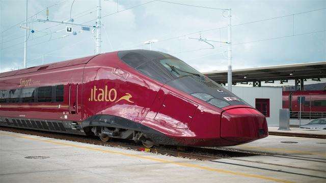 Assunzioni Italo: posti per operatori e macchinisti