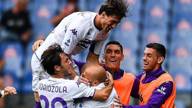 Fiorentina corsara a Marassi, Saponara e Bonaventura stendono il Genoa
