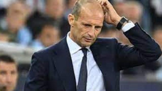 Massimiliano Allegri en veut à ses joueurs
