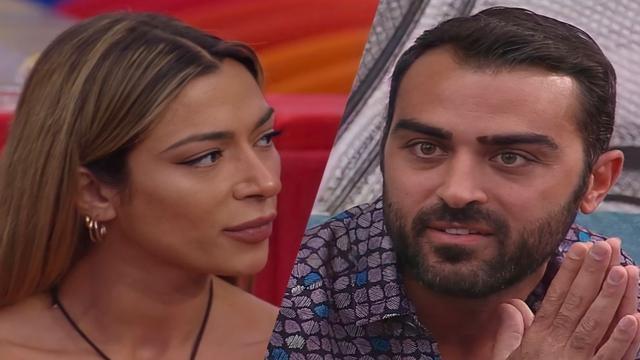 Soleil contro Gianmaria al GF Vip: 'Lasciò Dayane perché Belen è più famosa'