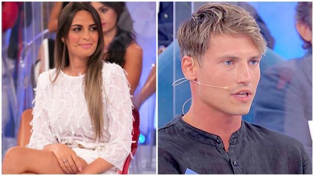 U&D, Andrea Nicole e Ciprian, telespettatori preoccupati: 'Speriamo non la prenda in giro'