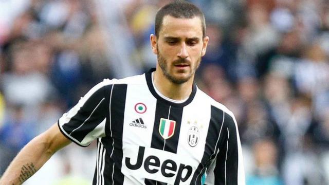 Serie A, Bonucci felice della vittoria contro lo Spezia